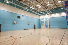 Droylsden Academy | Indoor Basketball Court