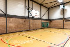 Clarendon Leisure Centre | Indoor Basketball Court