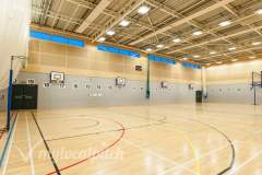 Irlam and Cadishead College | Hard Badminton Court