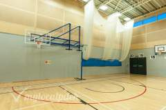 Irlam and Cadishead College | Indoor Basketball Court