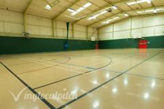 Swinton and Pendlebury Leisure Centre | Hard Badminton Court