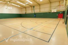 Swinton and Pendlebury Leisure Centre | Indoor Netball Court