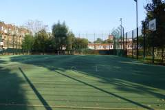 Kilburn Grange | Concrete Football Pitch