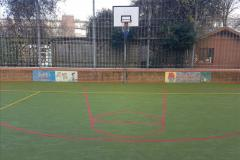 Lawdale Junior School | Astroturf Basketball Court