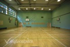 St Augustine's Sports Centre | Hard Badminton Court