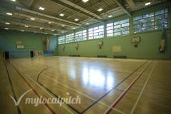 St Augustine's Sports Centre | Indoor Basketball Court