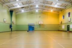 King Harold Business and Enterprise Academy | Sports hall Cricket Facilities