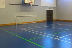 Newlands Academy | Hard Badminton Court