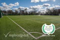 Ordsall Leisure Centre | Astroturf Hockey Pitch