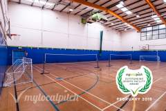 Ordsall Leisure Centre | Indoor Basketball Court