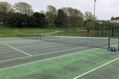 Queens Park Tennis Cub | Hard (macadam) Tennis Court