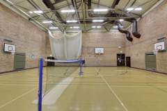 Stanley Deason Leisure Centre | Hard Badminton Court