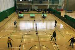 Sobell Leisure Centre | Hard Table Tennis Table