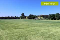 Match Day Centres | Grass Football Pitch