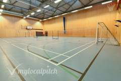 Cedars Youth & Community Centre | Indoor Basketball Court